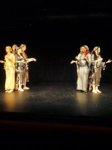 Aziza Nawal's troupe in Ghawazee/Mazin Family Salute