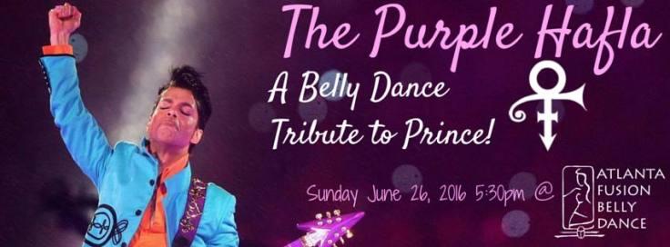 Purple Hafla